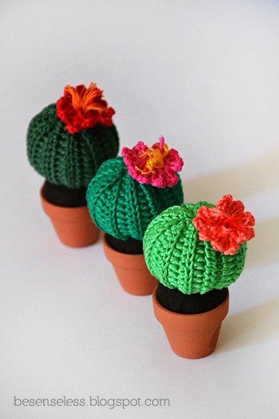 Amigurumi cactus #5 Airali