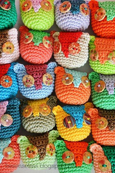 Gufi, bottoni e colori Airali