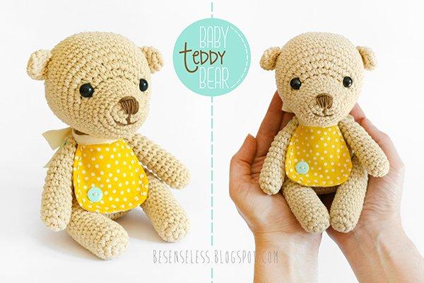 Amigurumi Baby Bear : Teddy bear Archivi Airali