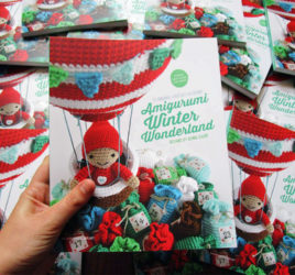 amigurumi winter wonderland airali design book
