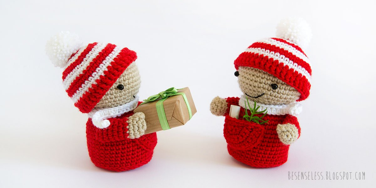Amigurumi Uncinetto Natale : Buon Natale! Merry Christmas! Airali