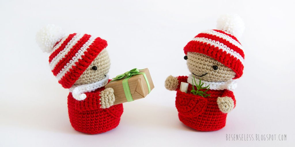 Amigurumi Tutorial Natale : Buon Natale! Merry Christmas! Airali