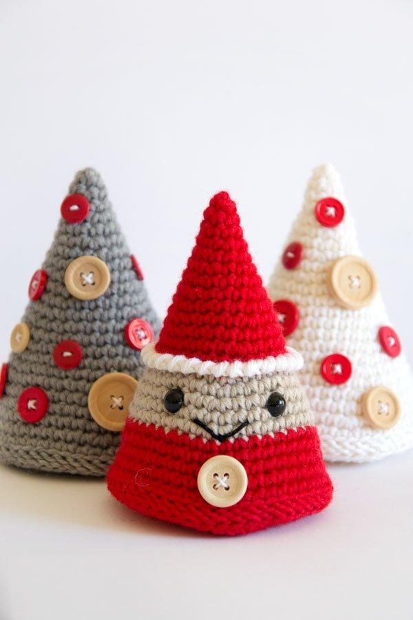 Babbo Natale amigurumi, da un... - La barca di Capitan Uncinetto | Facebook | 900x600