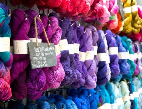 I knit Fandango. Non voglio andare via!