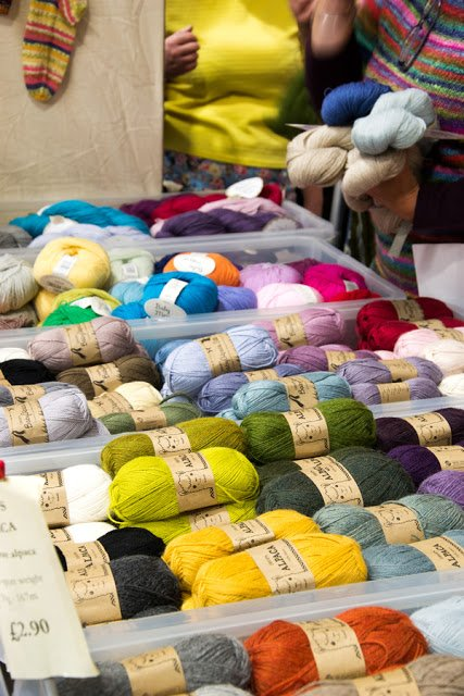 Knit And Stitch Show : The knitting and stitching show Airali