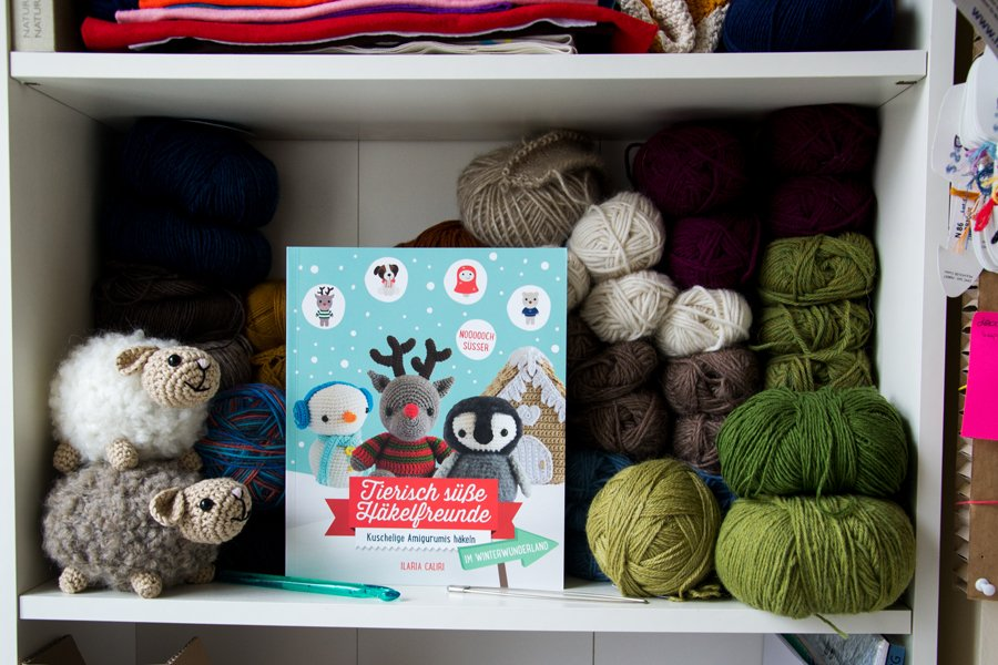 Amigurumi Winter Wonderland in Tedesco