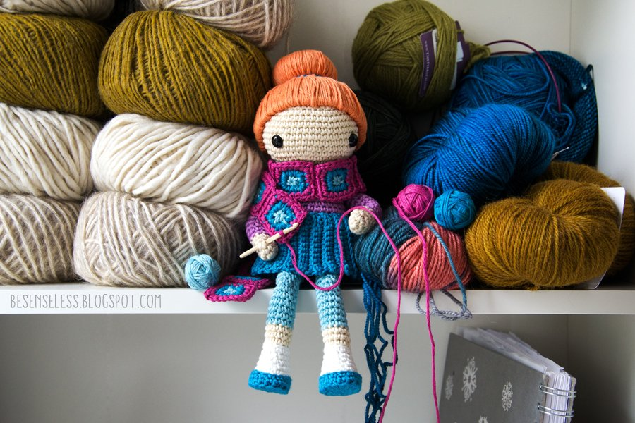 A Crafter Doll Airali