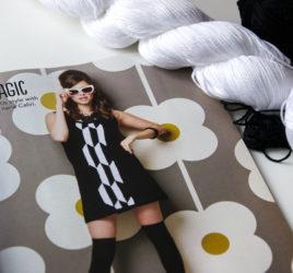 60's crochet dress - abito anni 60 uncinetto