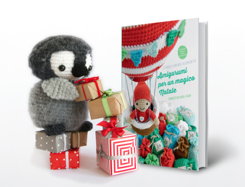 Amigurumi per un magico Natale. Il libro in Italiano!