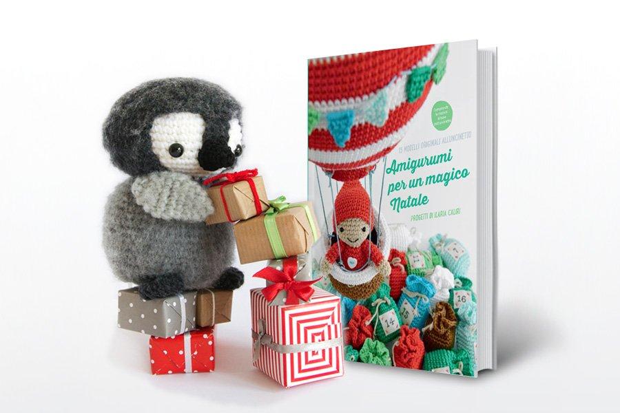 Amigurumi per un magico Natale, di Ilaria Caliri
