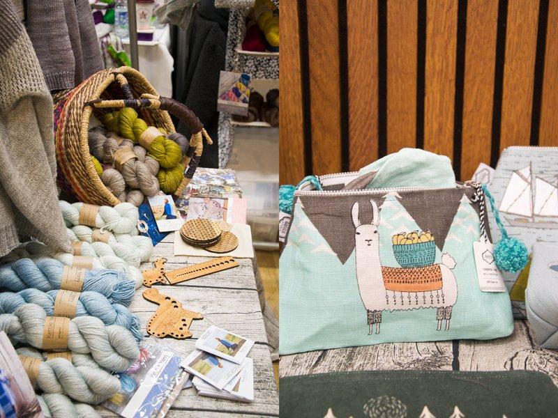 kettle yarn_ at yarnporium 2016 yarn, knitting and crochet fair in london