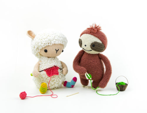 Who are the Amigurumi Globetrotters?