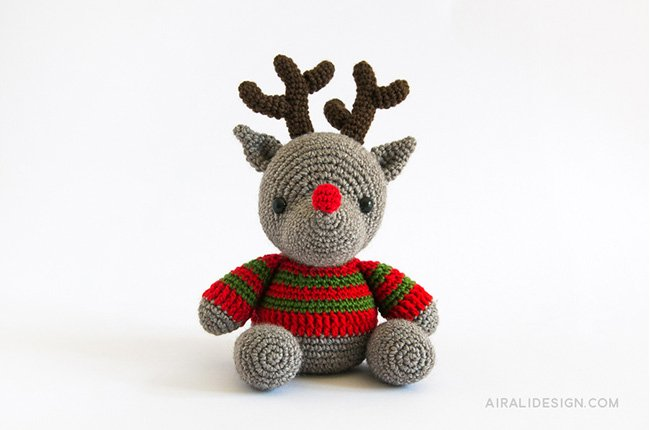 Renna - Amigurumi Winter Wonderland