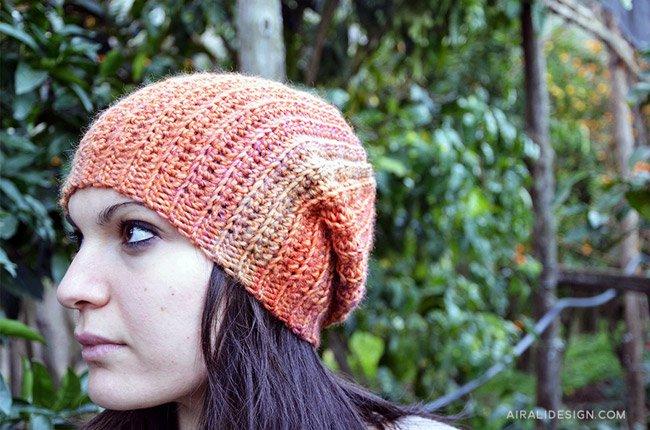 Cappello Loira a uncinetto - schema gratuito