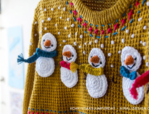 Snowmen Applique