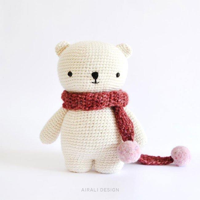 Amigurumi Bears - Crochet Pattern by Airali design