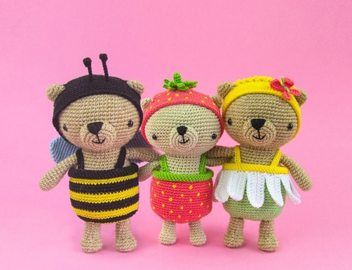 Dress-Up Bears