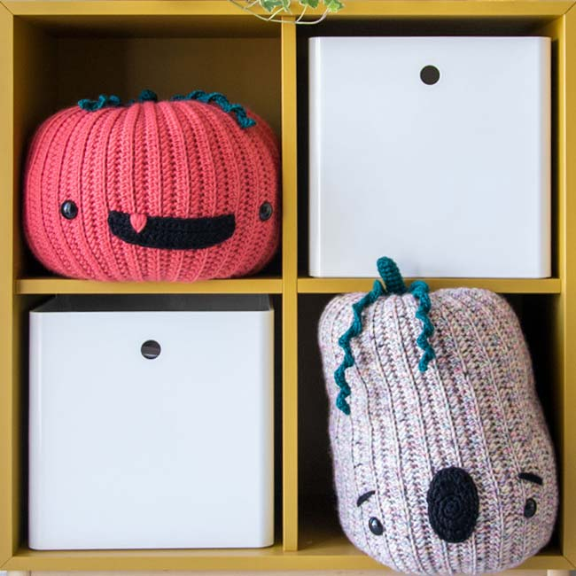 Amigurumi Pop Pumpkins - Crochet Pattern by Airali design
