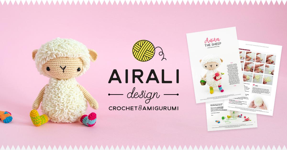 🎀 Little lady dolls 🎀 Pattern ➡️... - Amigurumi Today - Free ... | 628x1200