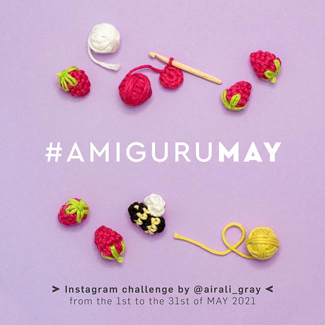 AmiguruMay 2021 Instagram Challenge