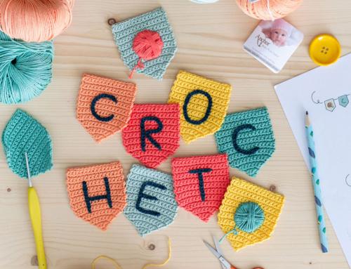 Passione Crochet. Corso d'uncinetto ad Abilmente Academy